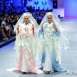 Yumi Katsura - Fide Fashion Week 2013