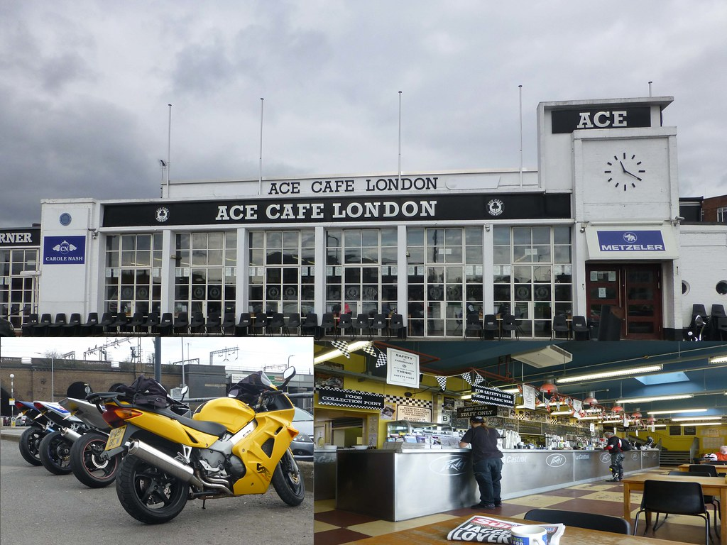 Bikers Cafe North London