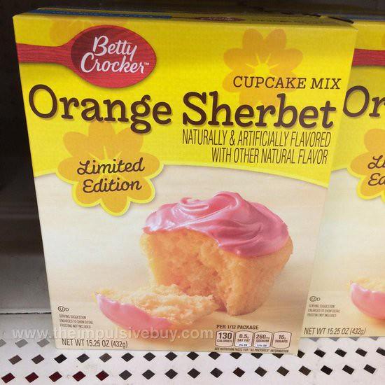 Betty Crocker Cake Mix Brands