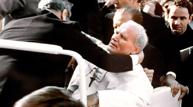 Atentado Juan Pablo II