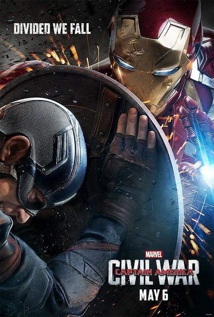 (2016) Captain America Civil War