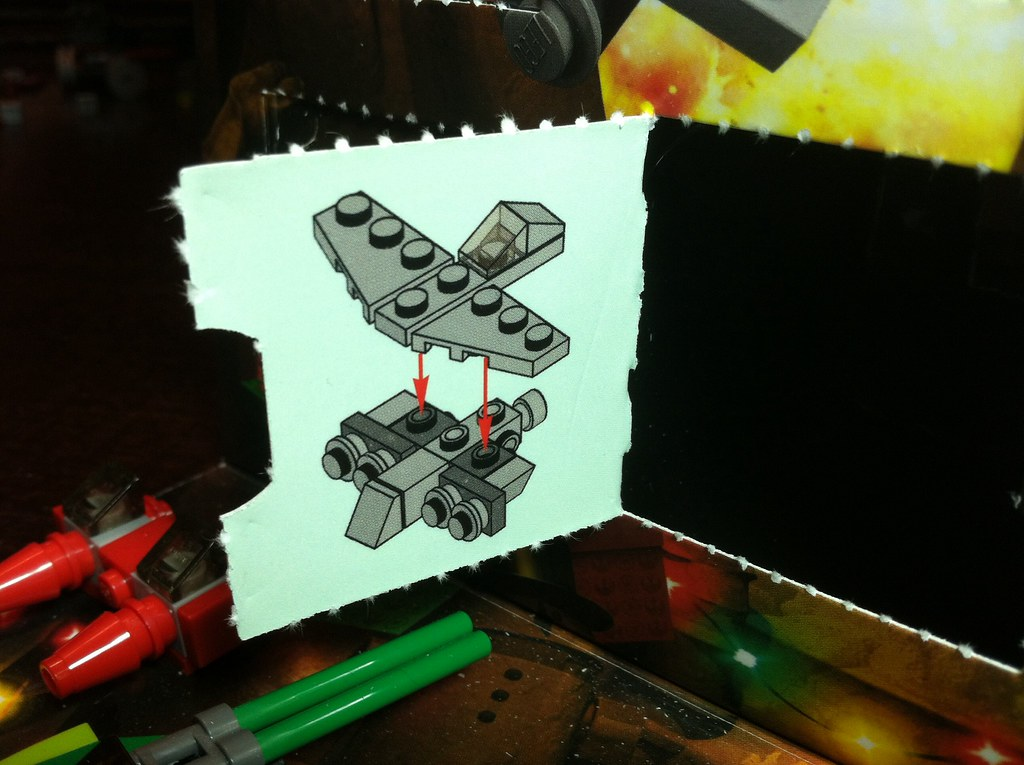 LEGO 75023 Star Wars ADVENT CALENDAR 2013! Day 17.
