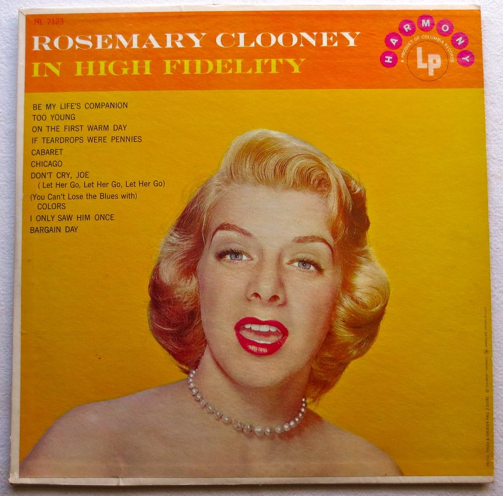 Rosemary Clooney - Bargain Day / Cabaret