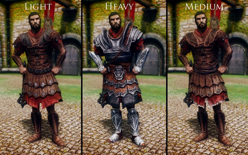 imperial light armor skyrim - photo #17