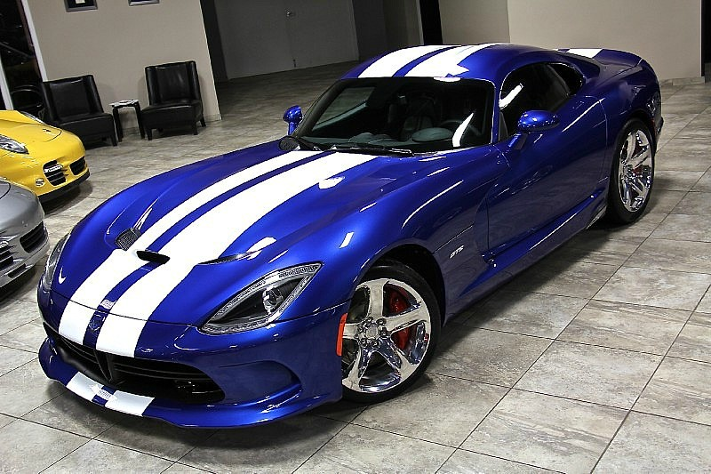 2013 Dodge Viper Srt Gts Coupe Launch Edition Www