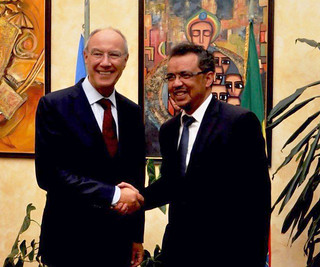 WIPO Director General Meets Ethiopia's Foreign Minister | by WIPO | OMPI