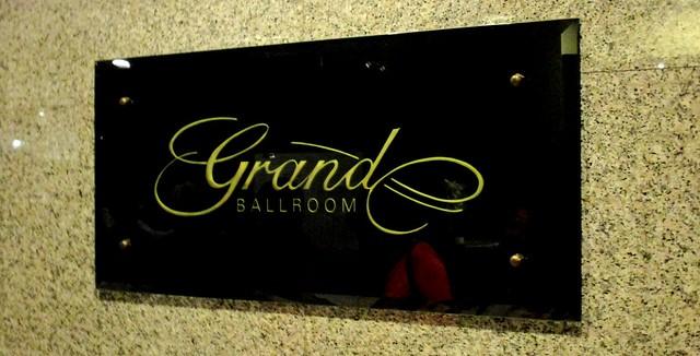 Kuching Hilton Grand Ballroom