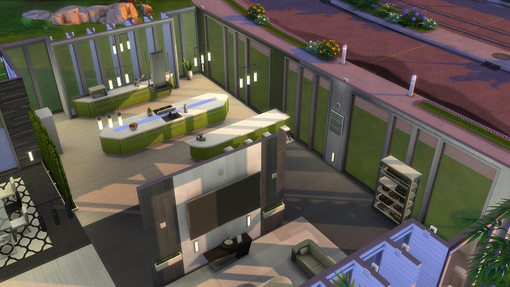 Nueva iluminación interior en Los Sims 4
