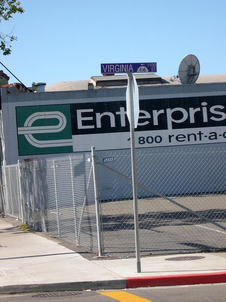 Enterpris Rent A Car Transfer Points