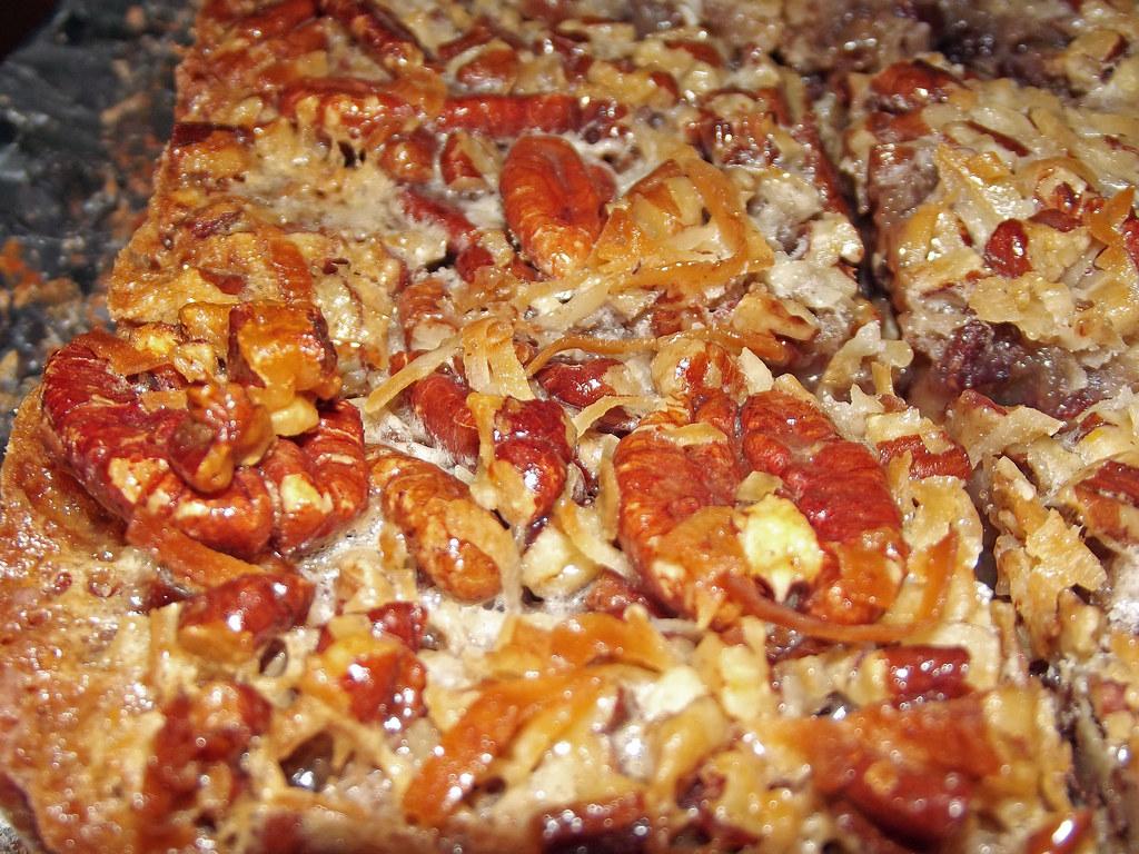 Pecan Bars Recipe America S Test Kitchen