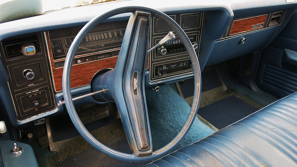 1973 Ford Galaxie 500 Interior CustomCab Flickr