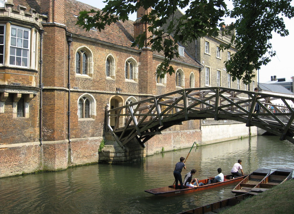 Queens' College Mathematical Bridge
