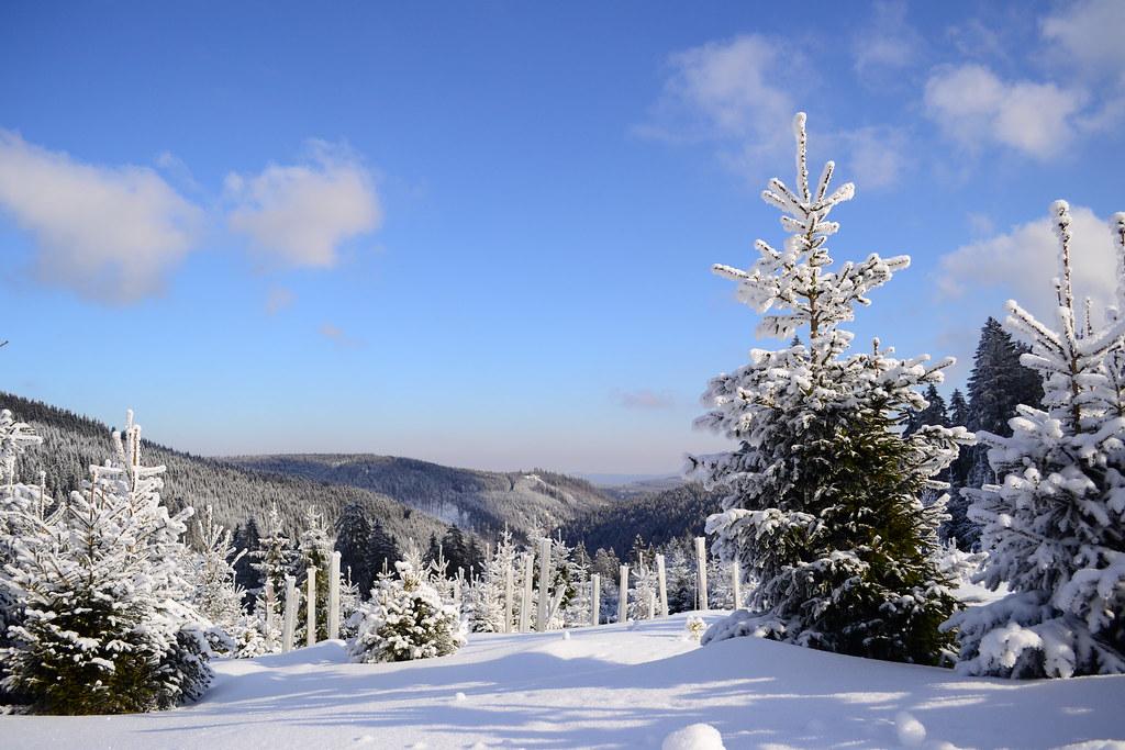 winterbilder aus oberhof th ringer wald der th ringer wald flickr. Black Bedroom Furniture Sets. Home Design Ideas