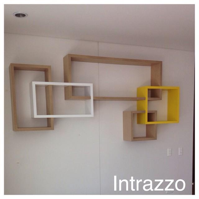 Repisas cubos by muebles camas deco for Carpinteria en madera