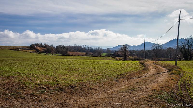 Camino a Lluent d'Avià