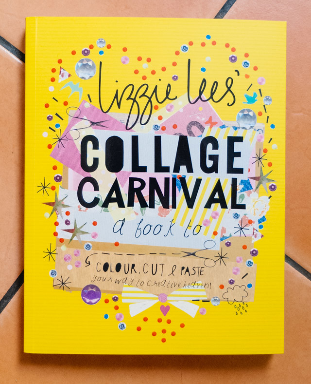 collage carnival - book review | cardboardcities - creative lifestyle blog