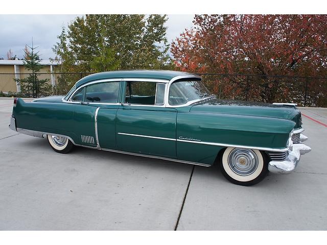 1954 Cadillac Fleetwood 60 Special Sedan Hipo 50 S
