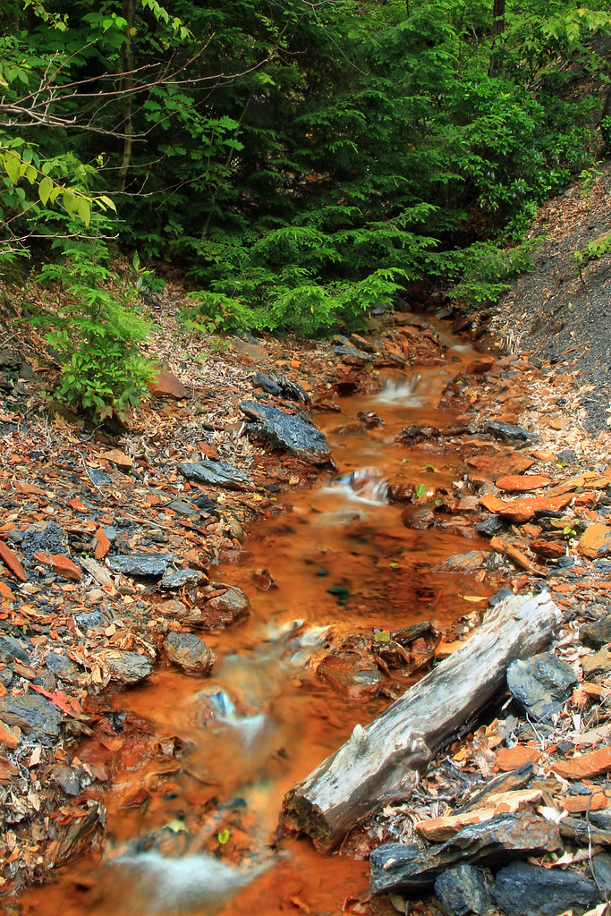 Remediation Of Acid Mine Drainage Using Natural Zeolite