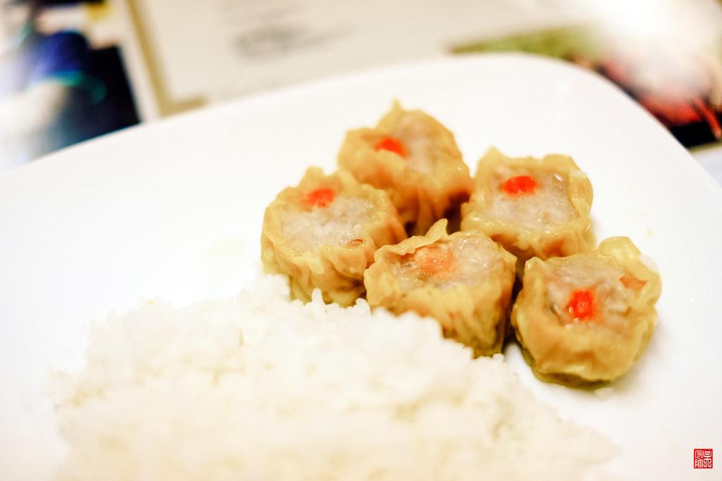 Pork Siomai | Gerd Diet - Pork Siomai with a little rice for… | Flickr