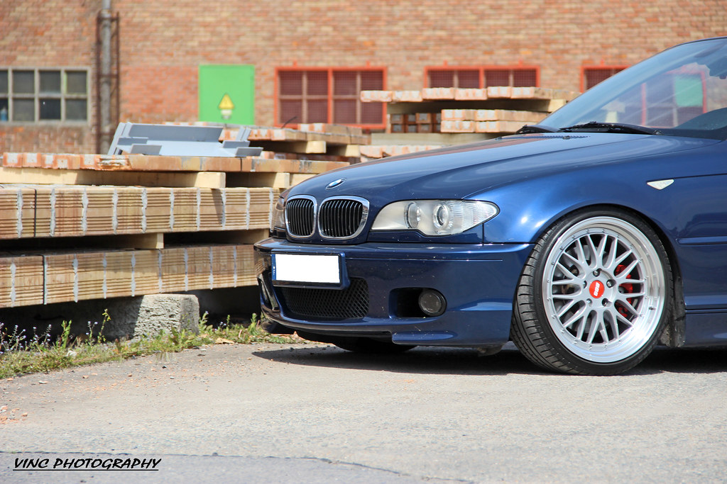 bmw 330 ci e46 cabriolet pack m vincphotography flickr. Black Bedroom Furniture Sets. Home Design Ideas
