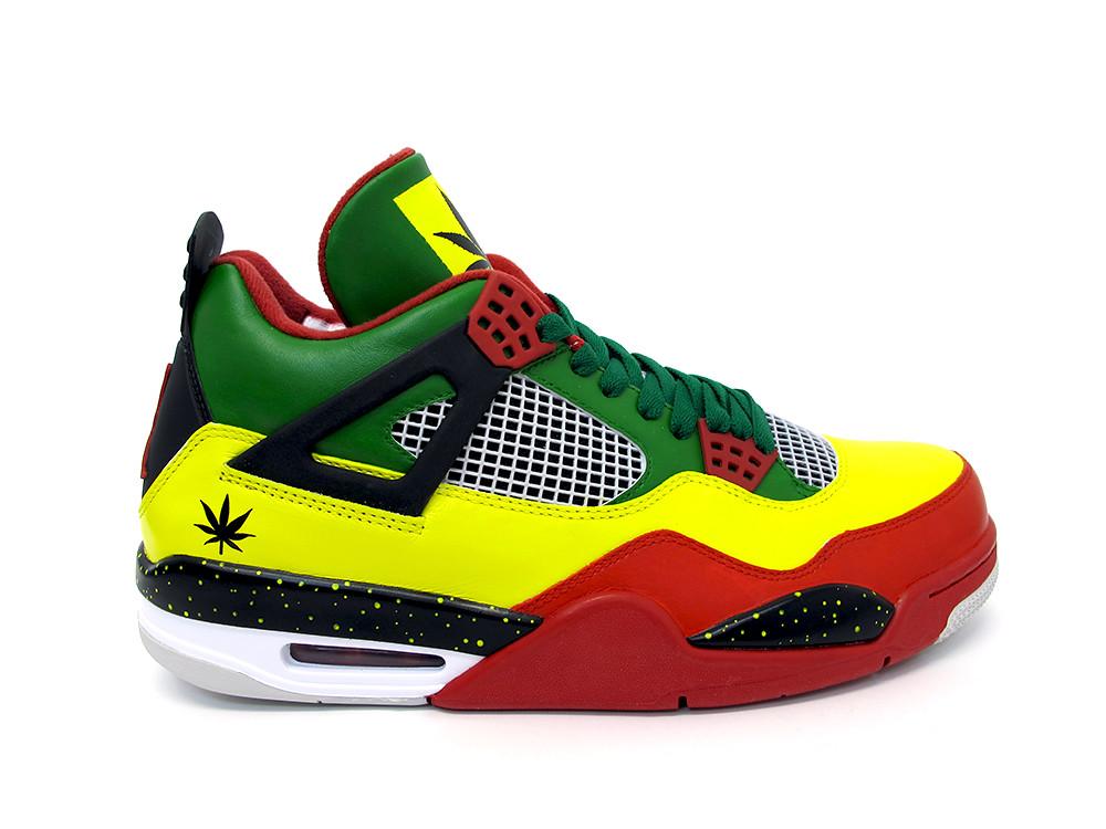 Jordan Shoes Done In