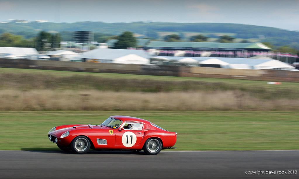 Kim Taylor Smith Amp David Cooke 1958 Ferrari 250 Gt Tour