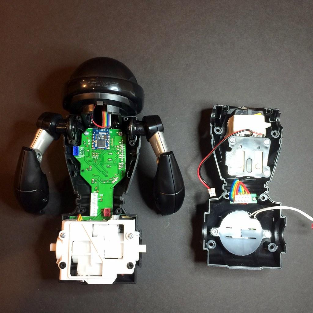 ... look inside WowWee's MiP inverted-pendulum … | Garrett Mace | Flickr