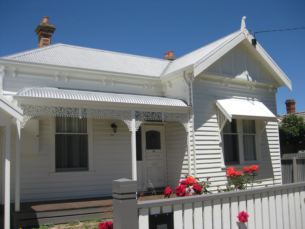 A Late Victorian Weatherboard Villa Ballarat Standing