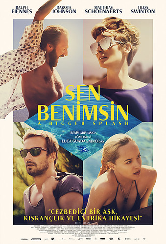 Sen Benimsin A Bigger Splash (2016)