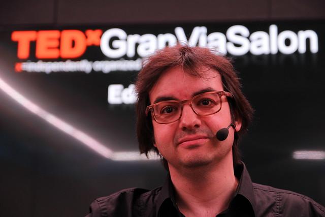 TEDxGranViaSalon 2016-05-28
