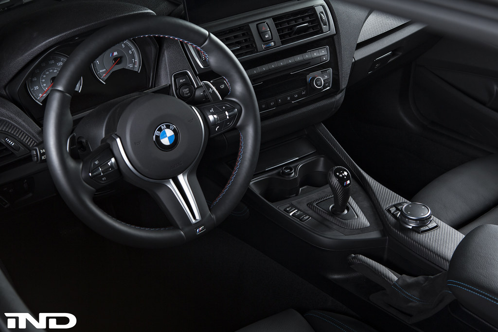 Ind Bmw M Performance Carbon Interior Kit Diy