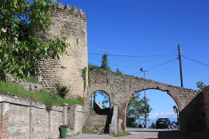 Сигнахи, крепость