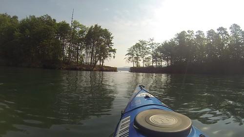 Lake Jocassee Kayaking