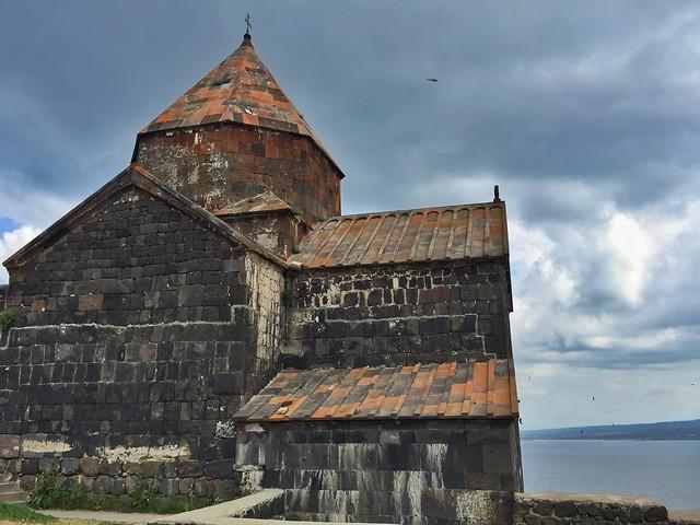 Sevanavank (Lago Sevan, Armenia)