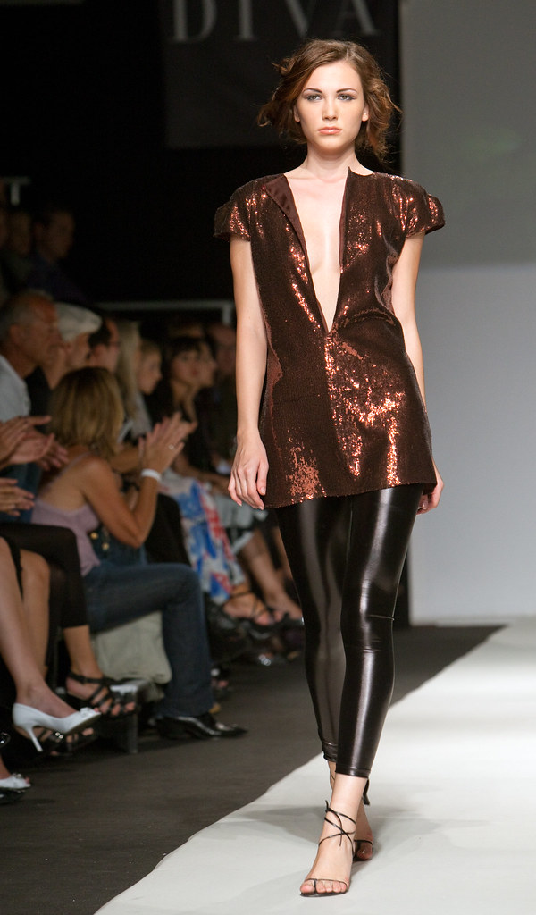 Anelia Peschev Mq Vienna Fashion Week 09 Designer Anel Flickr