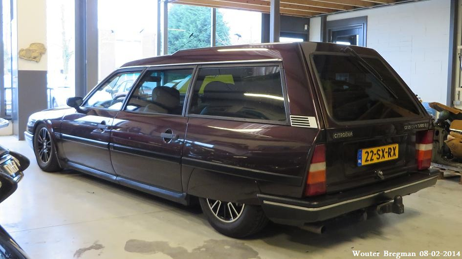 citro n cx 25 gti turbo 2 break 1986 technische meeting b flickr. Black Bedroom Furniture Sets. Home Design Ideas