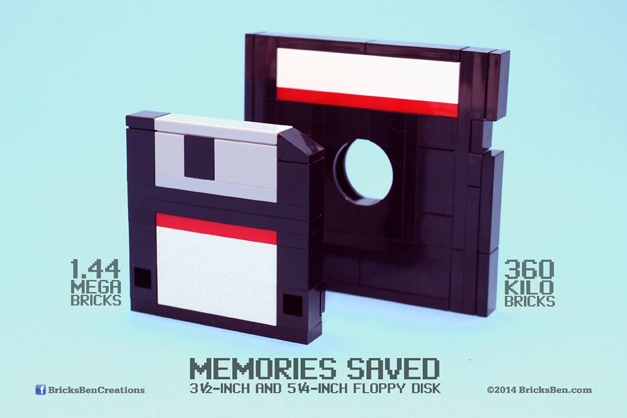 bricksben lego floppy disk 3 5 inch and flickr. Black Bedroom Furniture Sets. Home Design Ideas