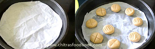 whole wheat nankhatai