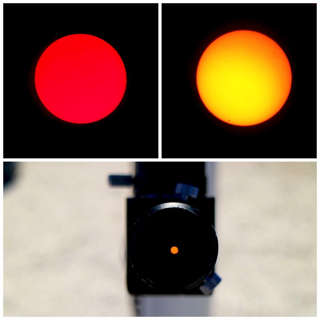 Observando el sol Teide