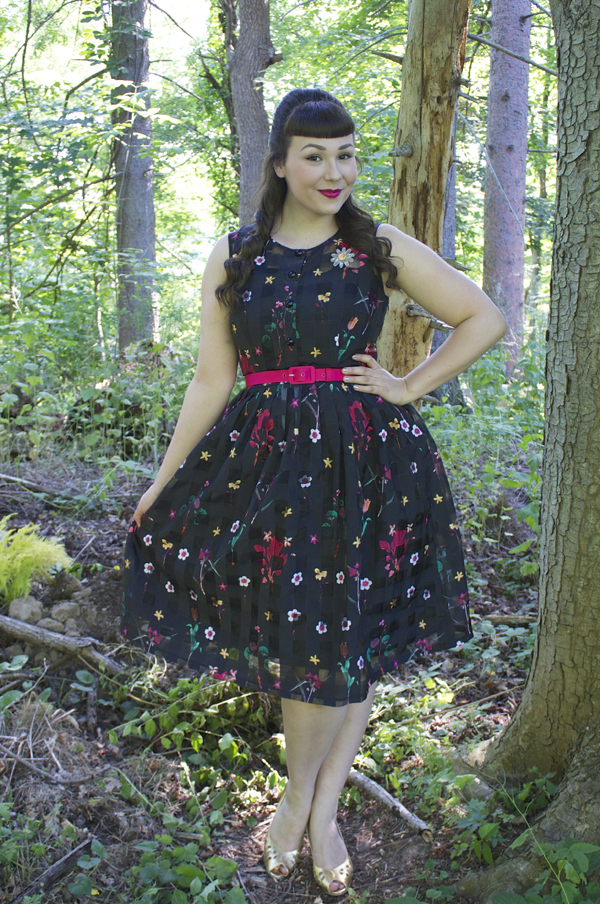 voodoo vixen dress