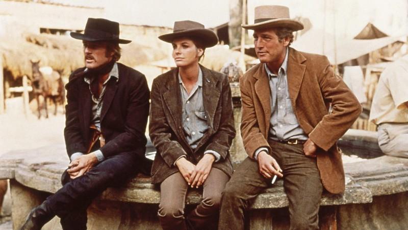 dos hombres y un destino - 1969 - george roy hill