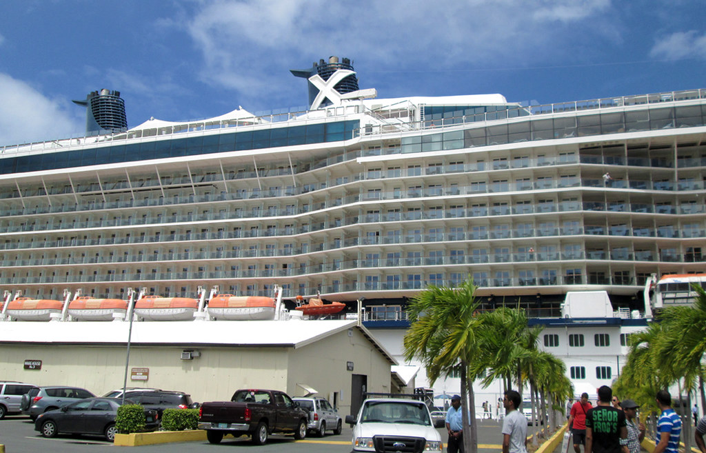 Cruise to St. Johns, Antigua - Celebrity Cruises