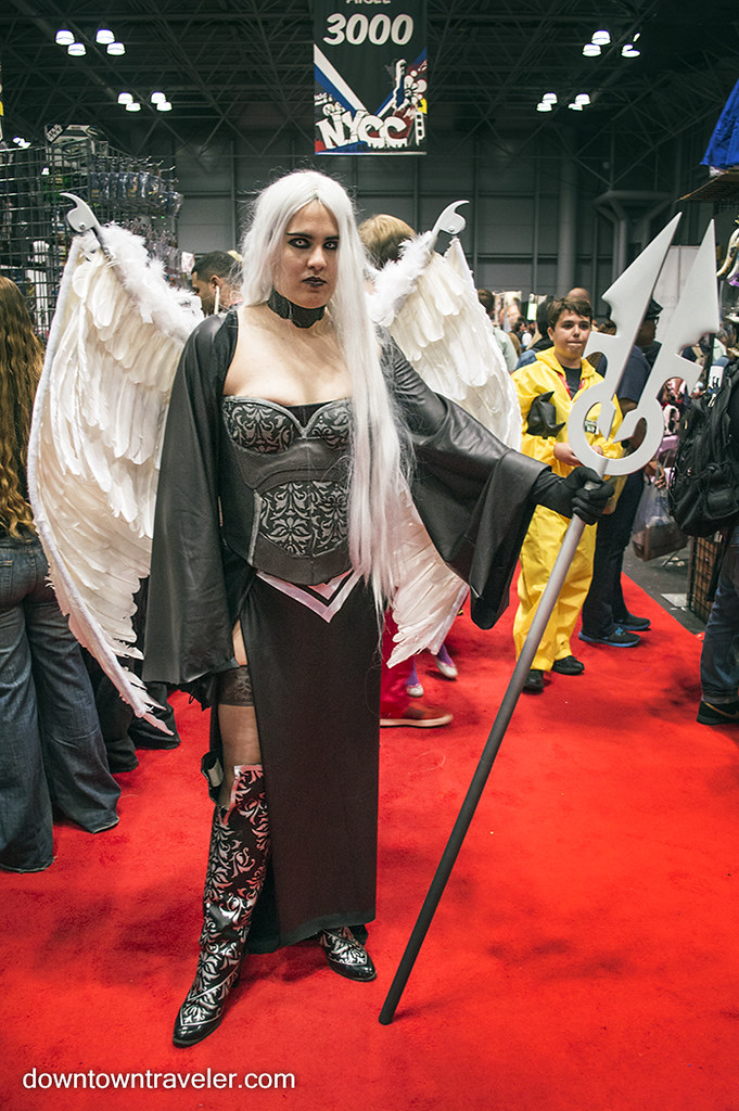Ny Comic Con Womens Costumes Avacyn  Best Female Costumes -7592