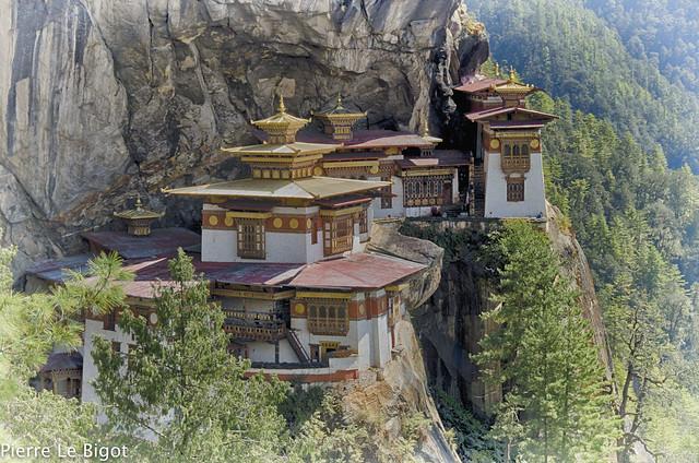 Bhoutan : Taktsang 2011