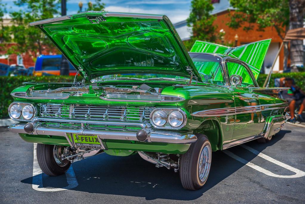 1959 Chevy Impala Low Rider (Klique OC) | Please have a look… | Flickr