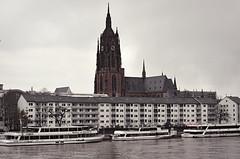 Собор Святого Варфоломея. Dom Sankt Bartholomаus. Frankfurt. Germany