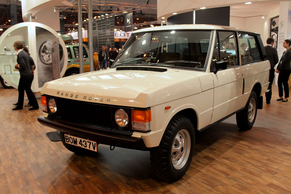Range Rover 1979