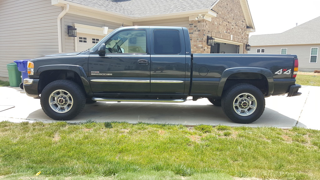Fixing up my 2005 GMC Sierra 2500 HD - Page 10 - Chevy and ...