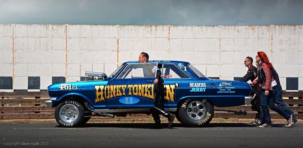 Honky Tonkin Ii Amp Crew 1964 Chevrolet Nova Gasser 20