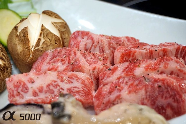 Ju.Ne Japanese Restaurant Publika - Saga Beef , hot plate -005